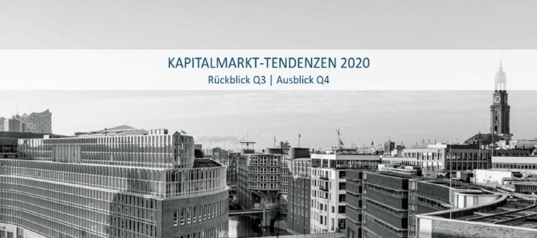 Kapitalmarkt-Tendenzen 2020: Rückblick Q3 – Ausblick Q4